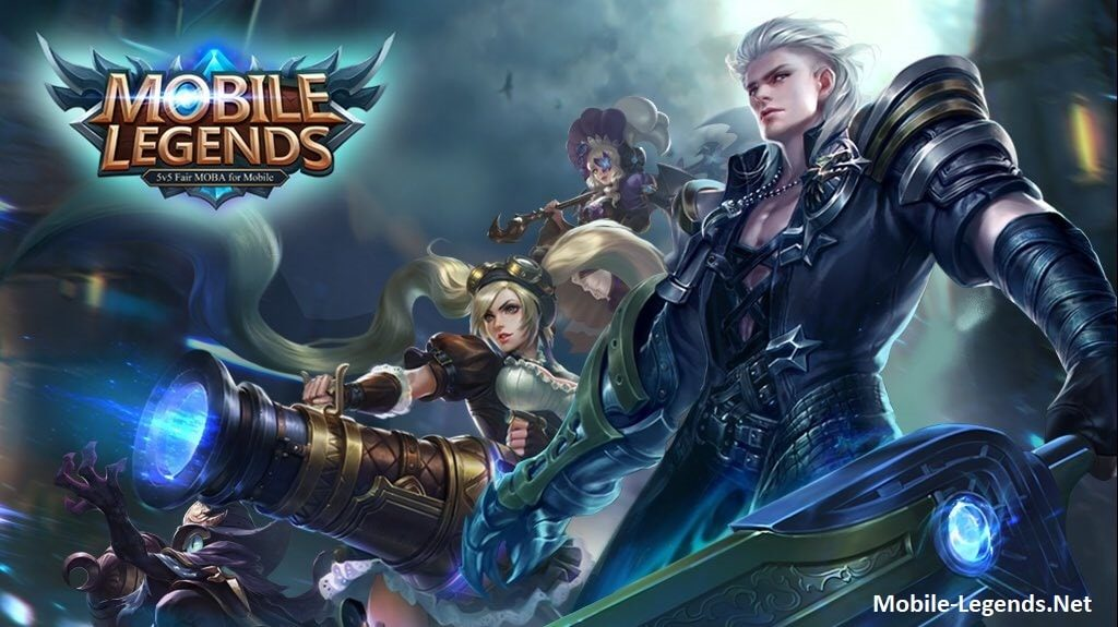 Mobile Legends : Bang Bang! 5v5
