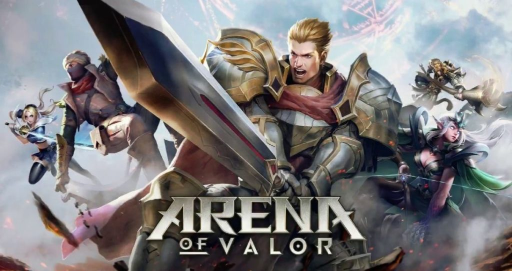 Arena of Valor : Real Time 5v5 MOBA on Mobile